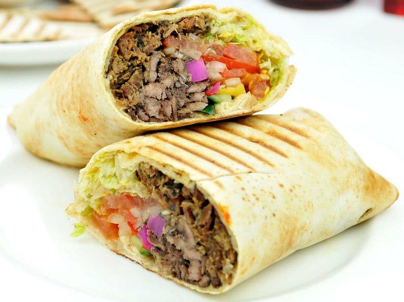 Egyptian Shawarma
