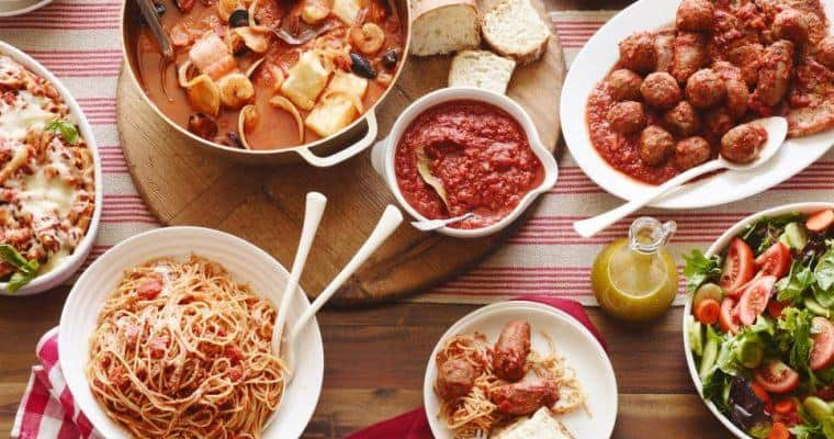 Traditional Foods of Italy: Top Famous Italian dishes