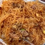 Samoan Sapasui (chop suey) recette