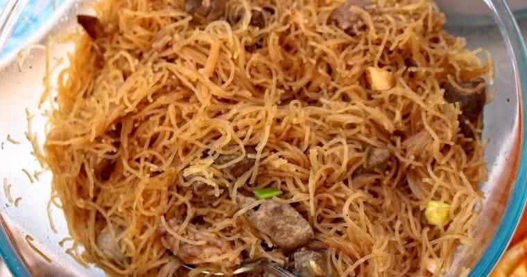 Traditional Sapasui (Samoan Chop Suey) Recipe