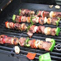 Australian Crocodile Skewers Recipe