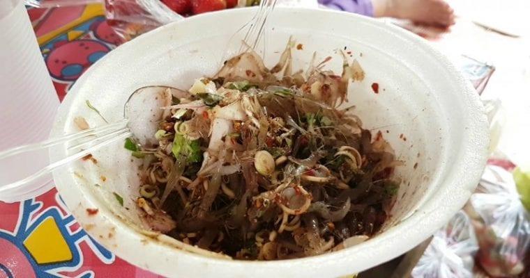 Goong Ten Dancing Shrimp