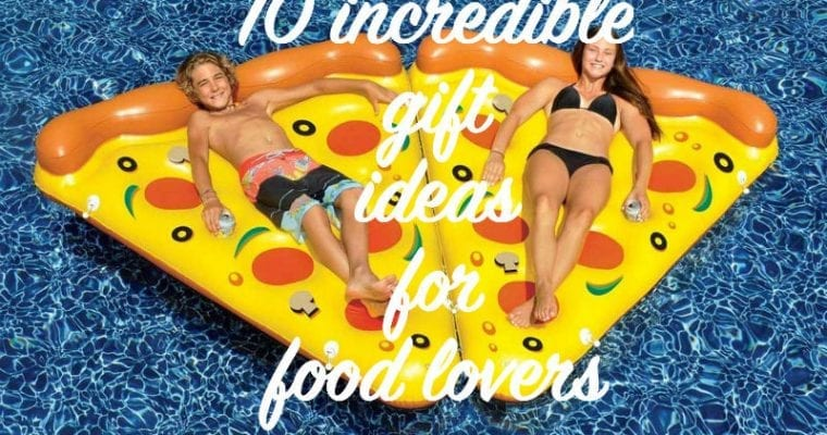 10 Best Foodie Gift Ideas For People Who Love Food 2019