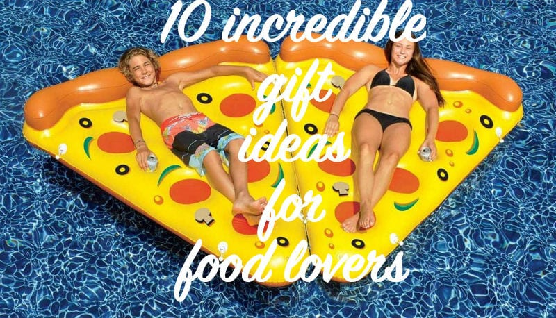 10 incredible gift ideas for food lovers