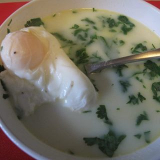 Colombian Changua Recipe (Egg & Milk Soup)