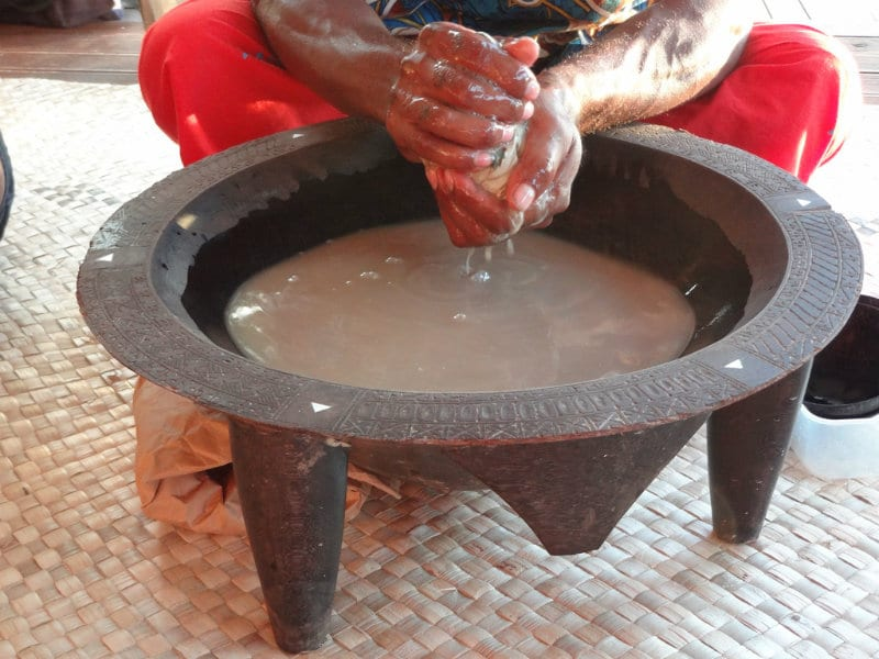 Fijian Kava Drink Recipe