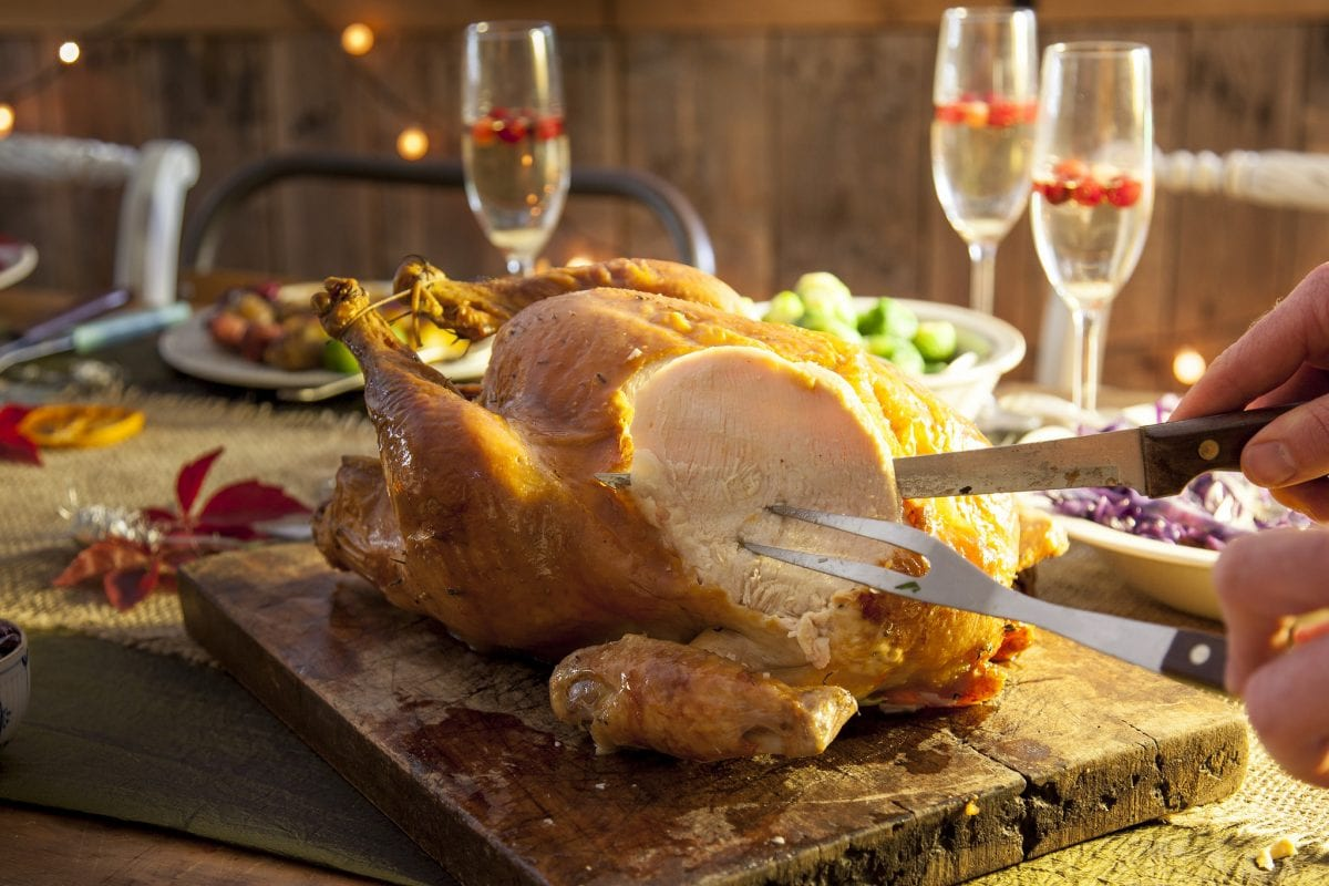 What Christmas dinner looks like around the world [In Pictures]