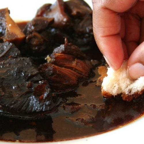 Traditional Guyanese Pepperpot Recipe