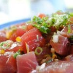 Hawaiian Ahi Poke Recipe
