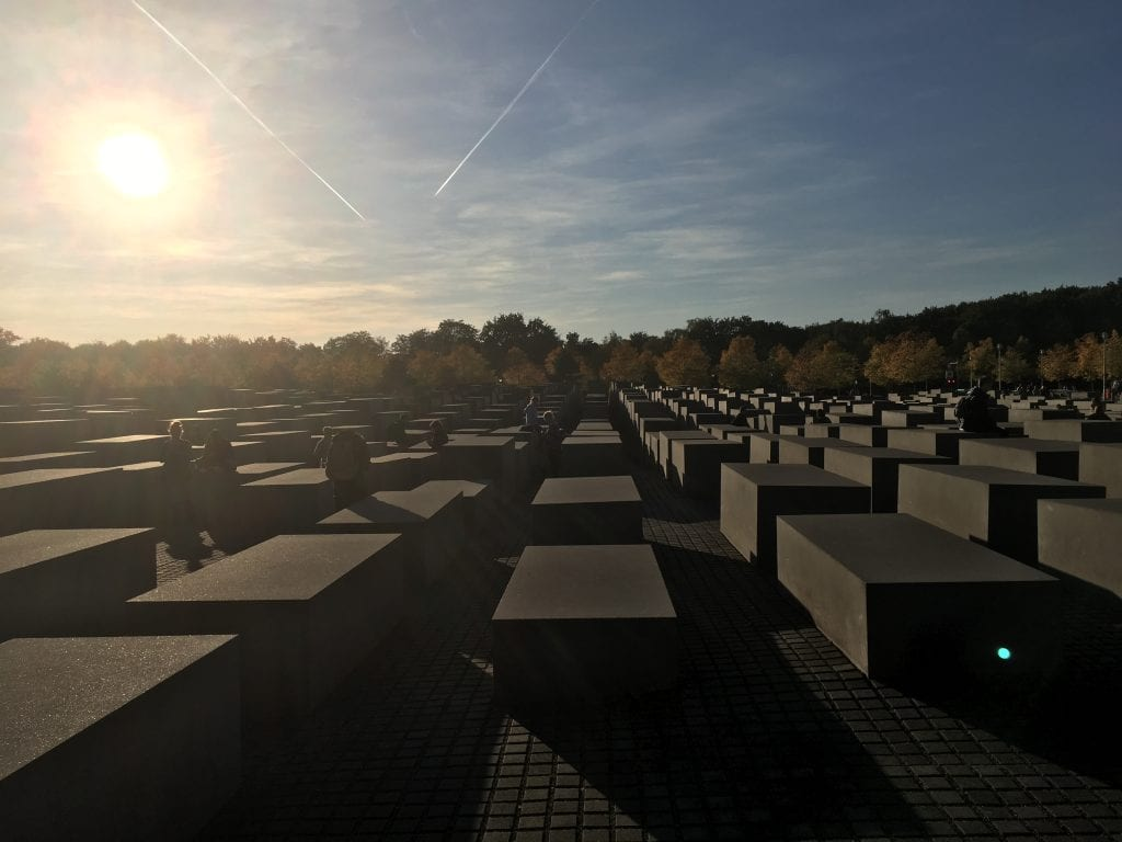 Holocaust Memorial to the Murdered Jews in Berlin