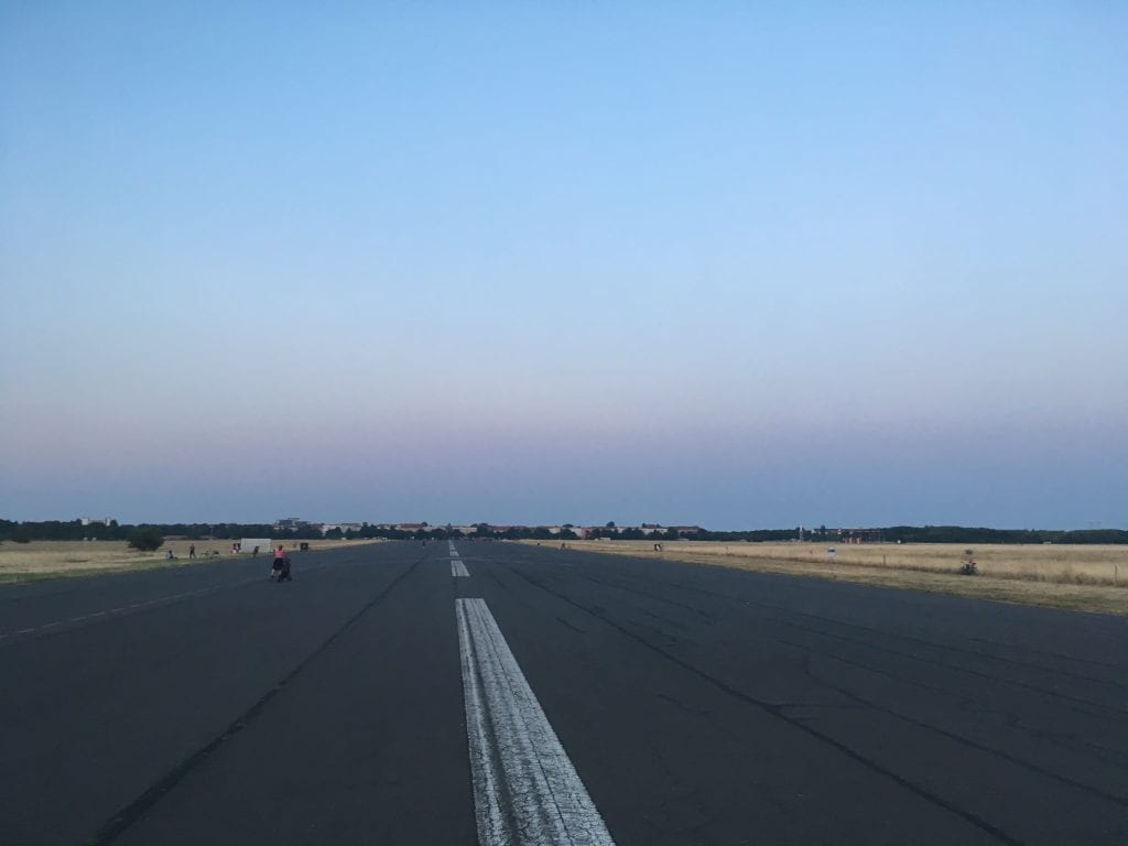Tempelhofer Feld Berlin