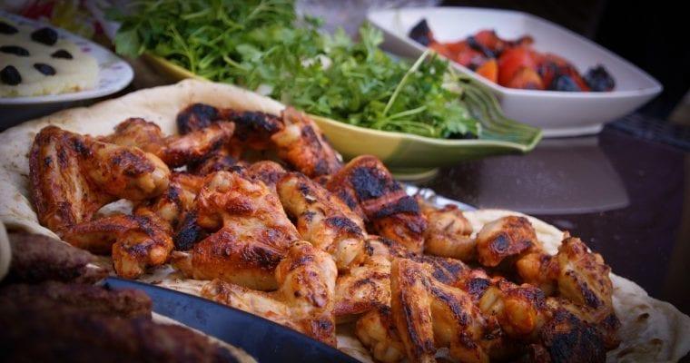 North Carolina Cheerwine Barbecue Chicken