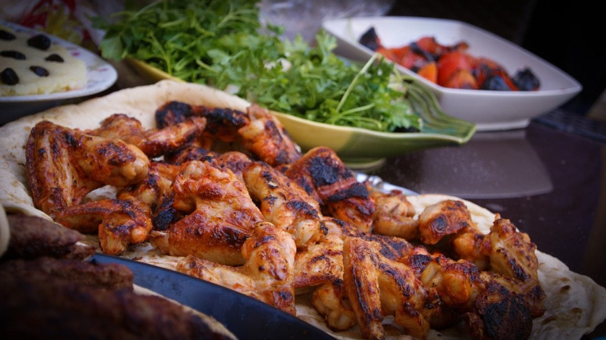 North Carolina Cheerwine Barbecued Chicken Recipe
