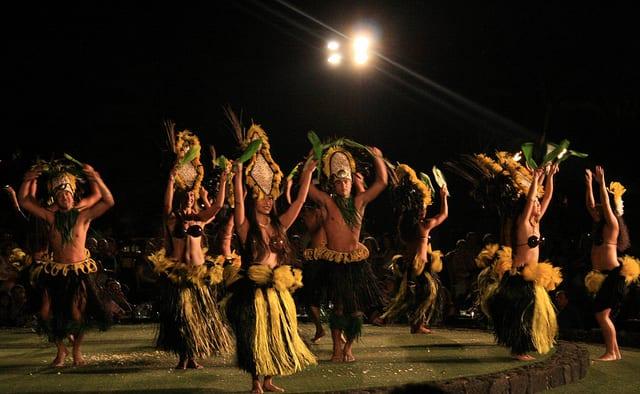 Luau Party Maui