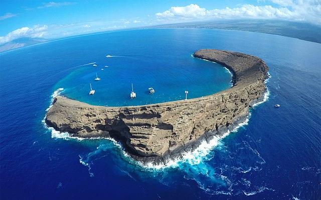 Molokini Crater Maui Snorkelling