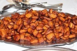 Authentic Ghanaian Kelewele fried plantains recipe