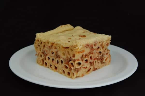 Casserole de macaroni et fromage maltais Timpana