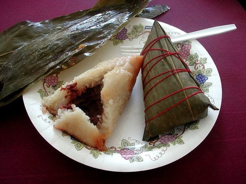 ZongZi: Sticky Rice Dumplings