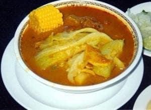 Sopa De Pata Recipe