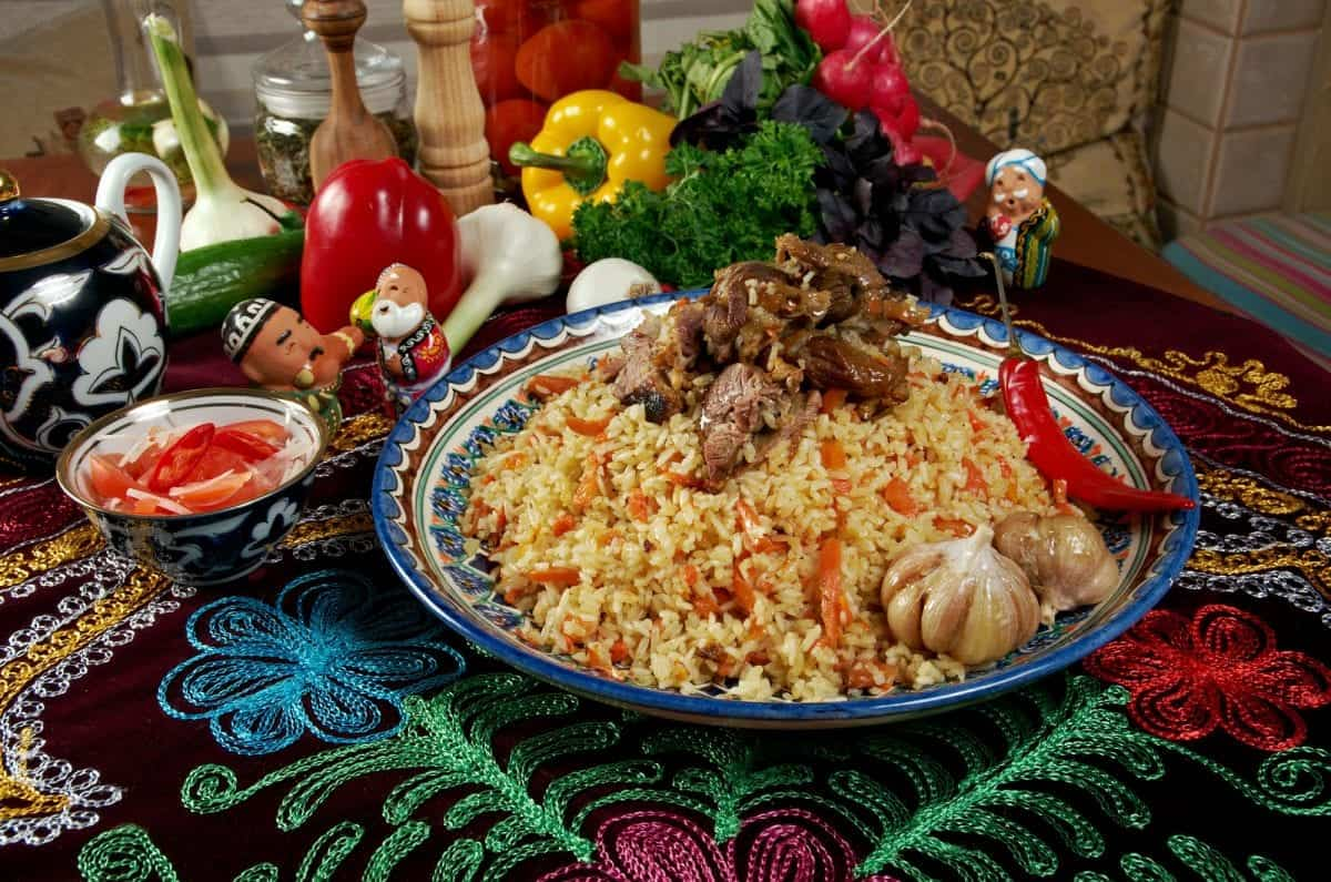 Authentic Uzbek Plov Recipe