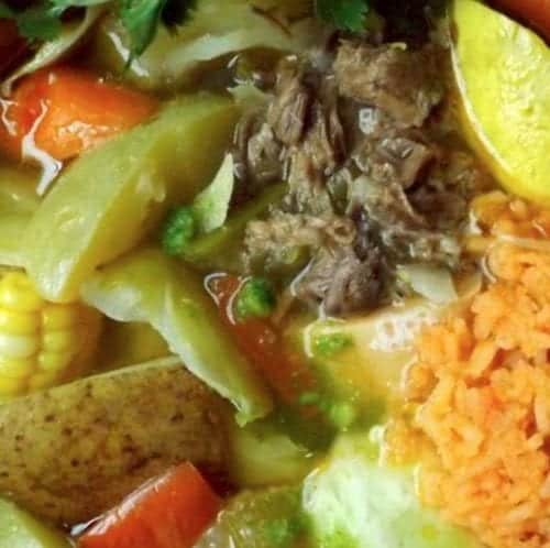 8 Delicious, Traditional Hispanic Soups To Try This Winter