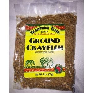 ground crayfish