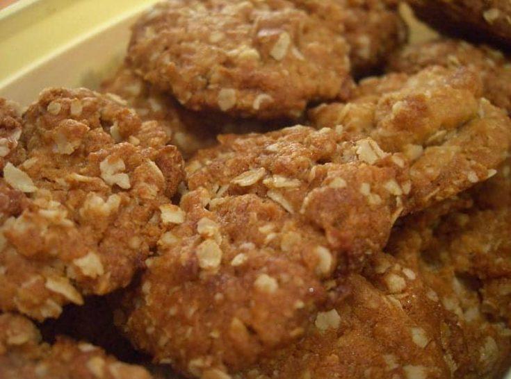 Anzac biscuits recipe