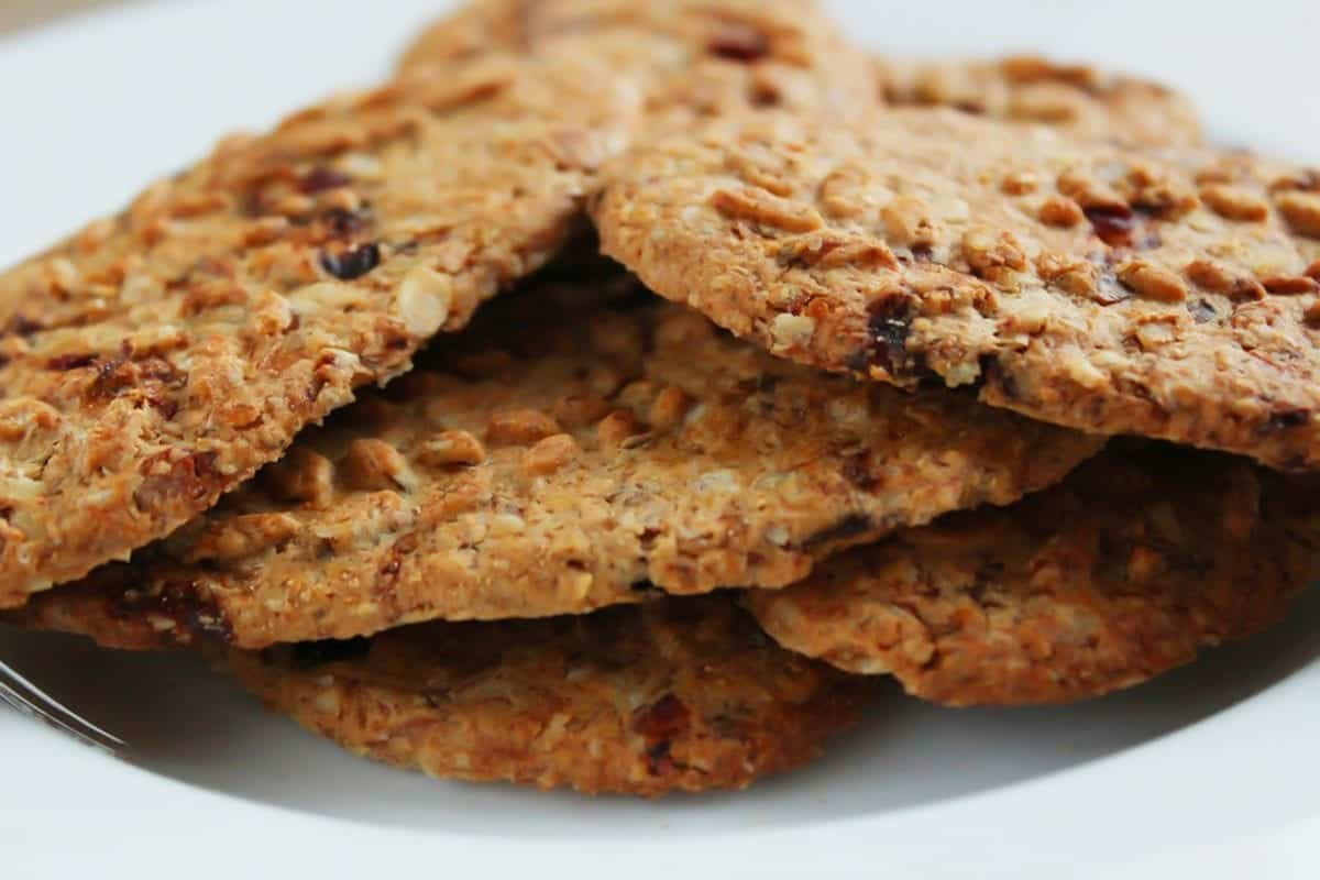 Traditional Australian Anzac Biscuits