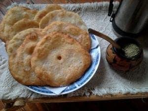 Uruguayan Tortas Fritas