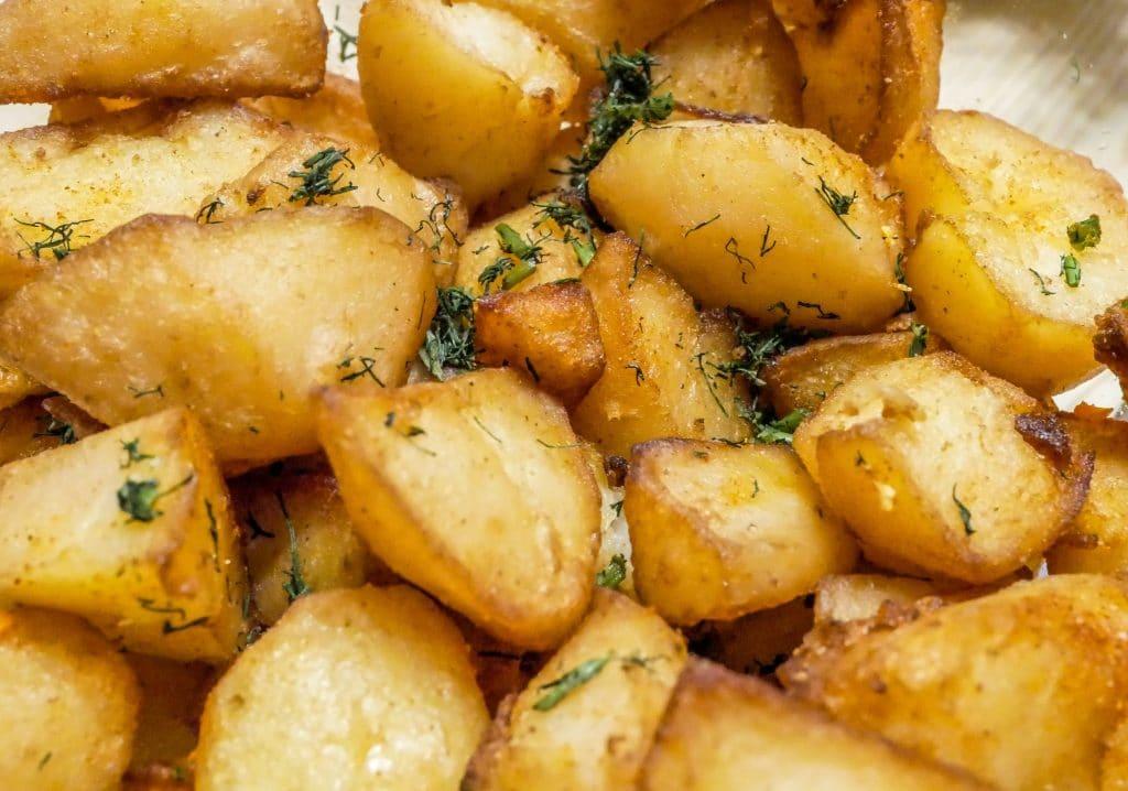 Papas potatoes