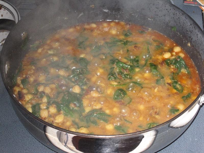 Haitian Vegetable Stew