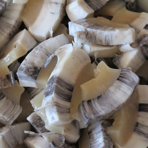 Muktuk: The Inuit Whale Delicacy
