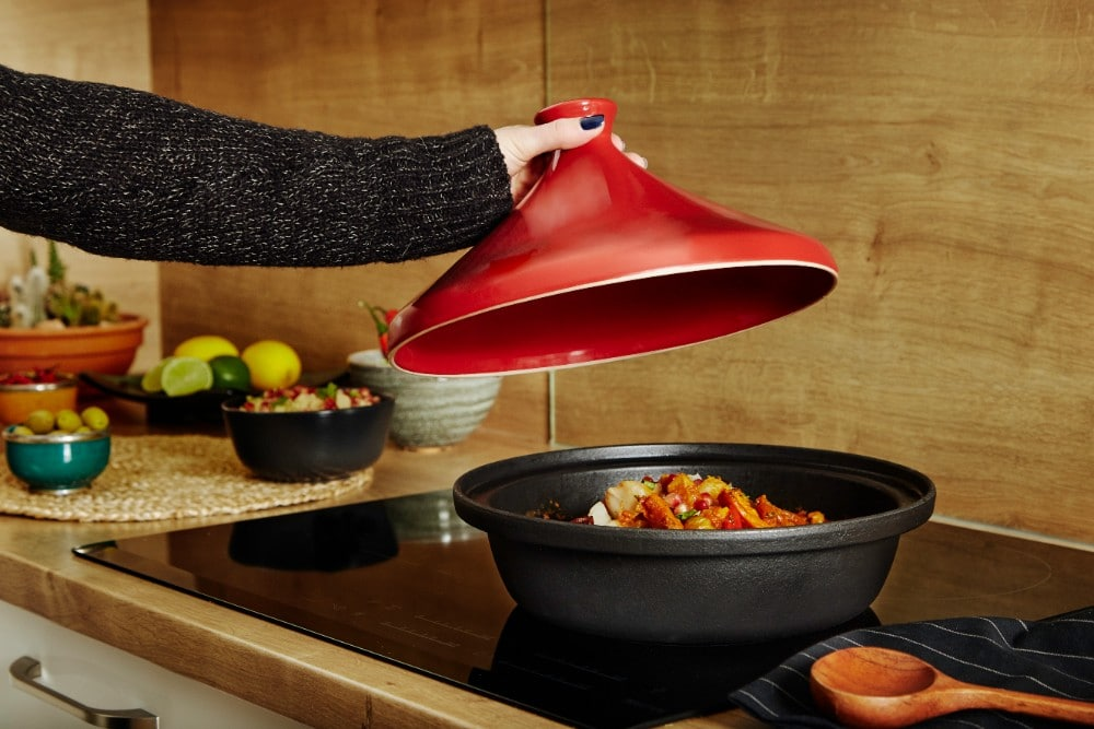 Cooking Moroccan Tagine