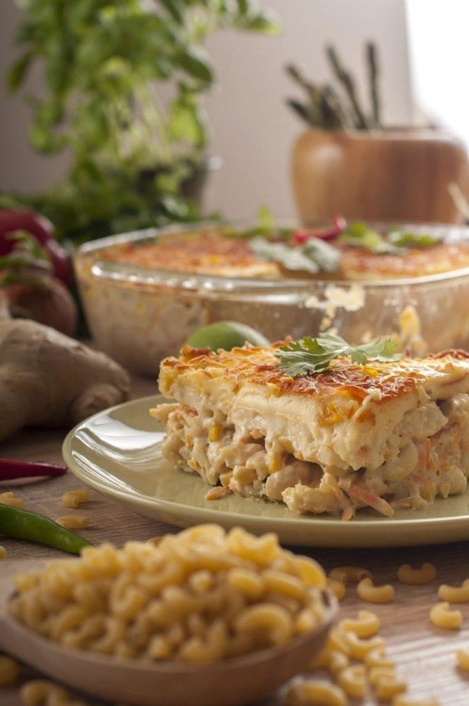 Macaroni Béchamel