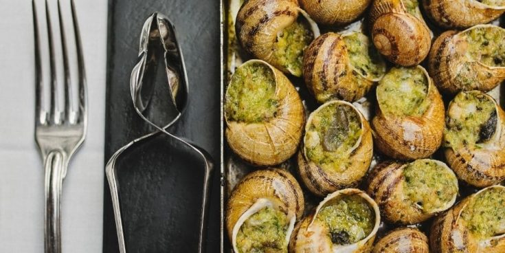 Escargot (Snails) Recipe: A French Delicacy 1