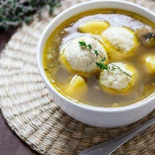 Bori Bori Recipe: A Paraguayan Delicacy