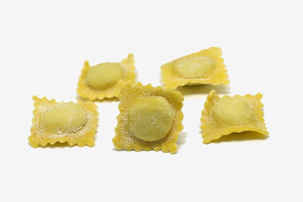 Plain Angelotti dusted in flour