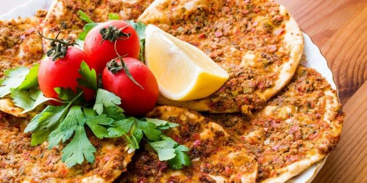 Lahmacun Turkish Pizza Recipe (Or Armenian Pizza) 1