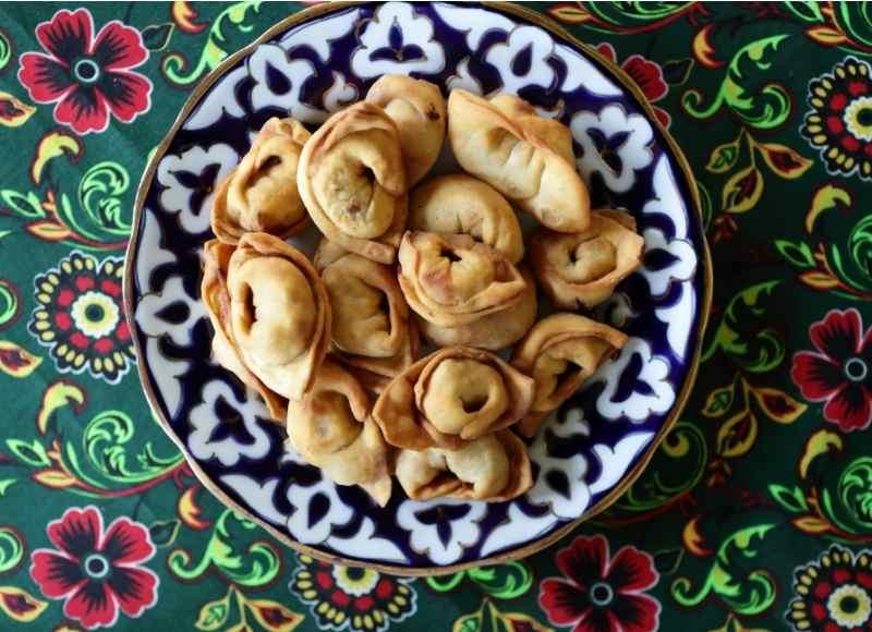 Fried Chuchvara