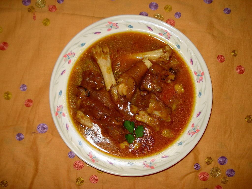 Paaya curry