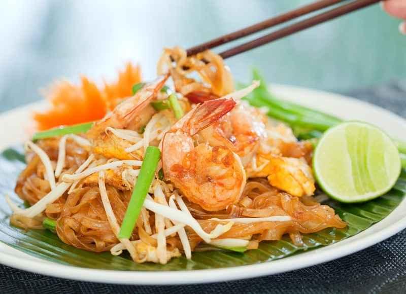 Traditional Pad Thai Recipe