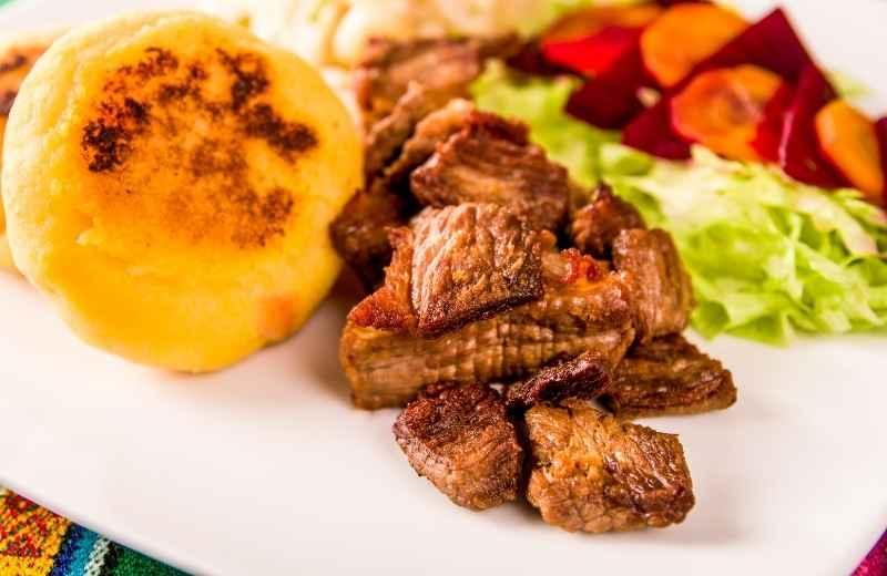 Ecuadorian Fritada