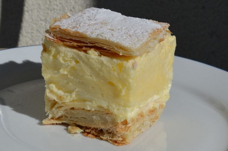 Hungarian Kremes